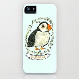 Mint Puffling iPhone Case