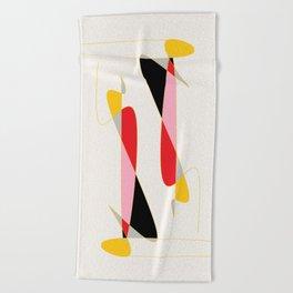 Detachment Beach Towel