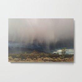 Arizona Storm Metal Print