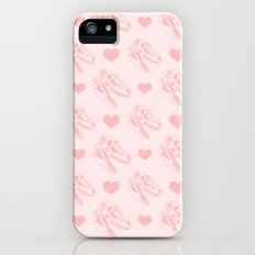 Jurassic feminism iPhone SE Slim Case