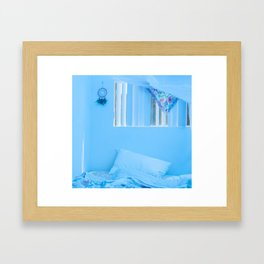 Reality V. 29: Katie's Bedroom Framed Art Print