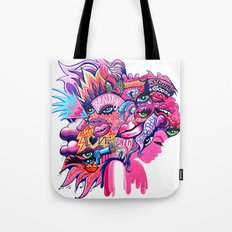 GLAM AND GO Tote Bag