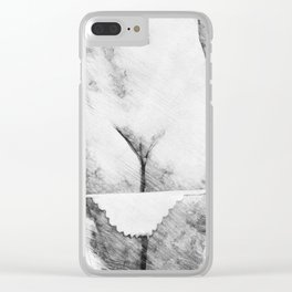 Sweet Clear iPhone Case