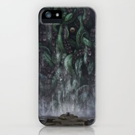 When the Stars are Right iPhone Case