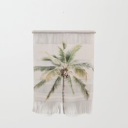 Tropical Palm Tree Wall Hanging