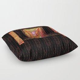 Beware False Profits Floor Pillow