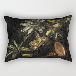The Three Graces (1862) from Gazette Des Beaux-Arts a French art review Rectangular Pillow