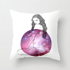 We Are All Made of Stardust #3 Throw Pillow