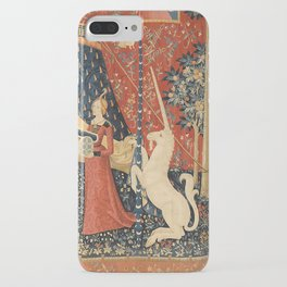 The Lady And The Unicorn iPhone Case