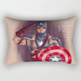 American Made Hero Rectangular Pillow