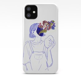 Nothing But Growth iPhone Case