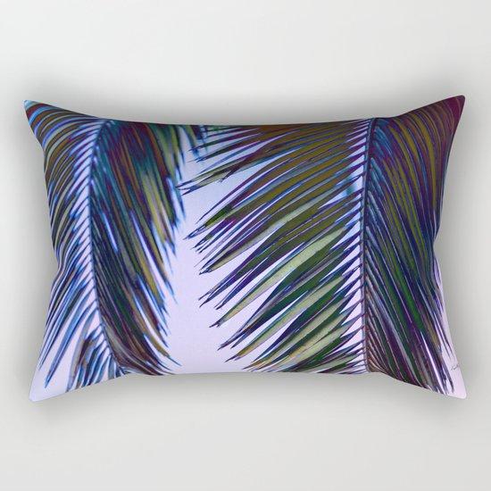 Western Sunset Rectangular Pillow