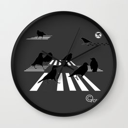 crossroad Wall Clock