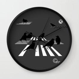 crossroad Wall Clock