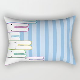 Bunny Buddies Rectangular Pillow
