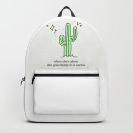Harry Styles Cactus Backpack