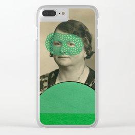 Uno, Nessuno E Centomila Mini Series 002 Clear iPhone Case