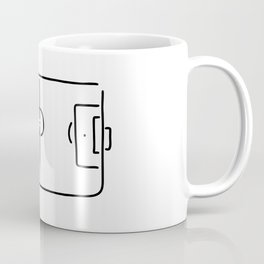 soccer football field Coffee Mug