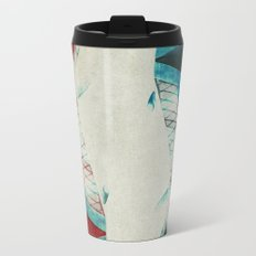 反対派 (opponents) Metal Travel Mug