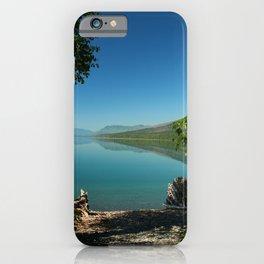 Moody Lake McDonald iPhone Case