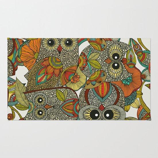 4 Owls Rug