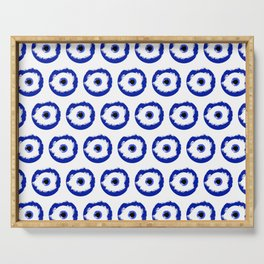 The Evil Eye Serving Tray