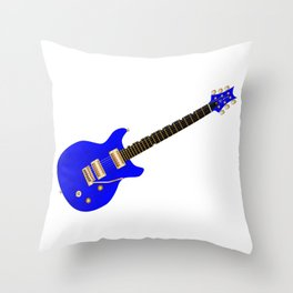 Double Cutaway Throw Pillow
