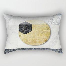 O to the eXagon Rectangular Pillow