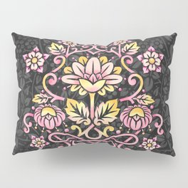 Damask Rose Pillow Sham