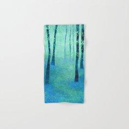 Bluebells, Challock Hand & Bath Towel