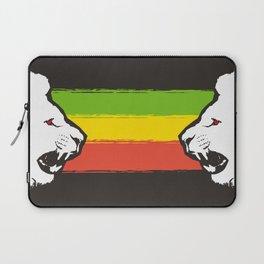 Rasta Lions (The Kingdom) Laptop Sleeve