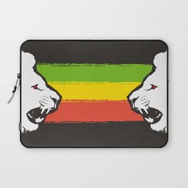 Rasta Lions (The Kingdom) Laptop Sleeve