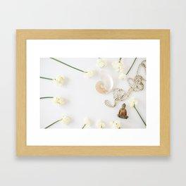 Requited Love Framed Art Print