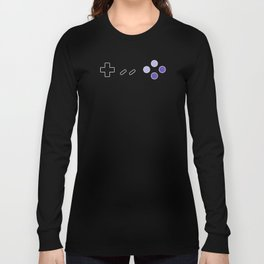 snes Long Sleeve T-shirt