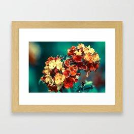 dry your eyes Framed Art Print