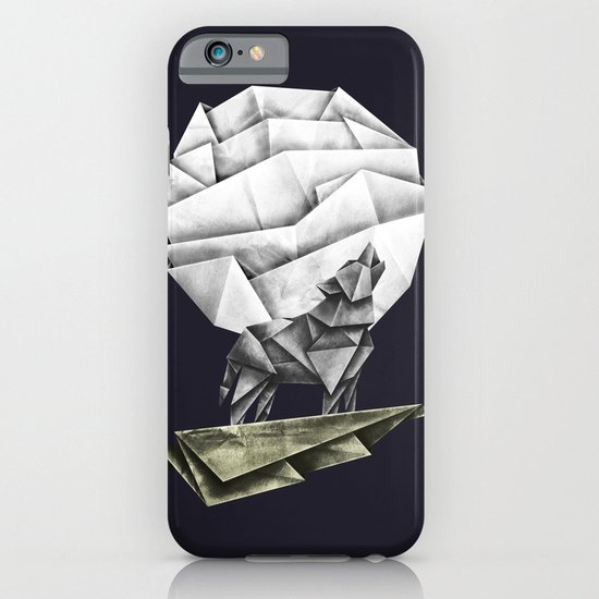 Wolfpaper iPhone & iPod Case
