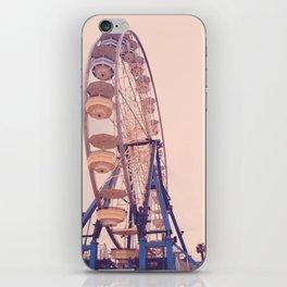 Amusement iPhone Skin