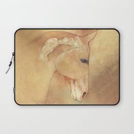The Equine Poll Laptop Sleeve