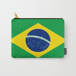 Flag of Brazil Carry-All Pouch