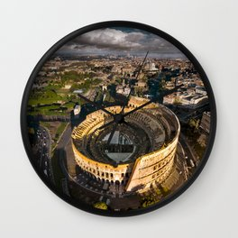 When in Rome.. Wall Clock
