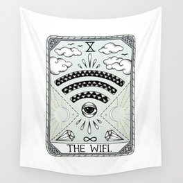 The Wifi Wall Tapestry