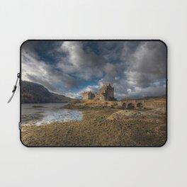 Eilean Donan Castle in Highlands of Scotland Laptop Sleeve
