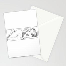 asc 242 - Le rêve moite (The moist dream) Stationery Cards