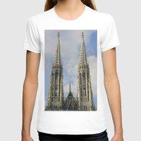 vienna T-shirts featuring Vienna by Kim Ramage