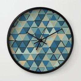 Jester's Fete Wall Clock