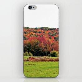 Farm Foliage iPhone Skin