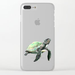 Dude. Clear iPhone Case