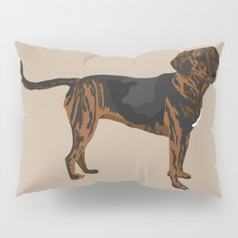Riley plott hound Pillow Sham