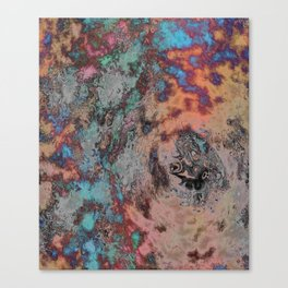 Cosmic Fog Canvas Print