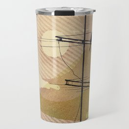 Romantic birds Travel Mug